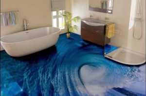 Benefits And Drawbacks Of Epoxy Floors - 3D epoxy floor