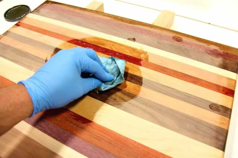 Finishing Wood Furniture With Oil