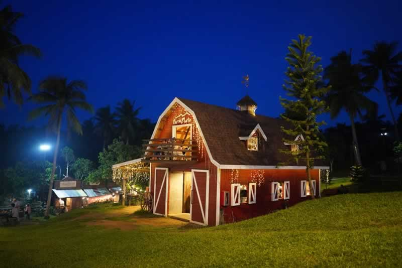 Guide to building a barn house