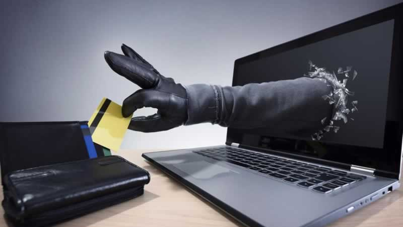 Home Security Essentials for Your Online Safety - credit card