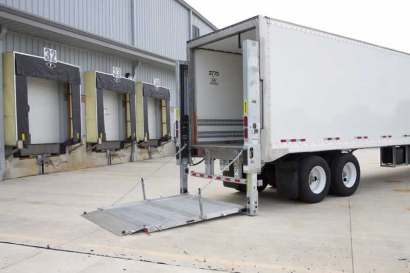 How to choose liftgates for trucks - heavy truck liftgate
