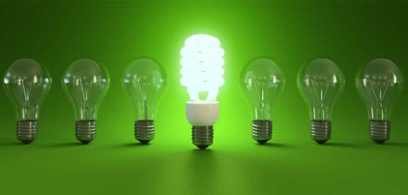 Improve Your Home Energy Efficiency - bulbs