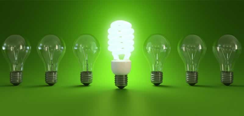 Improve Your Home Energy Efficiency - bulbs