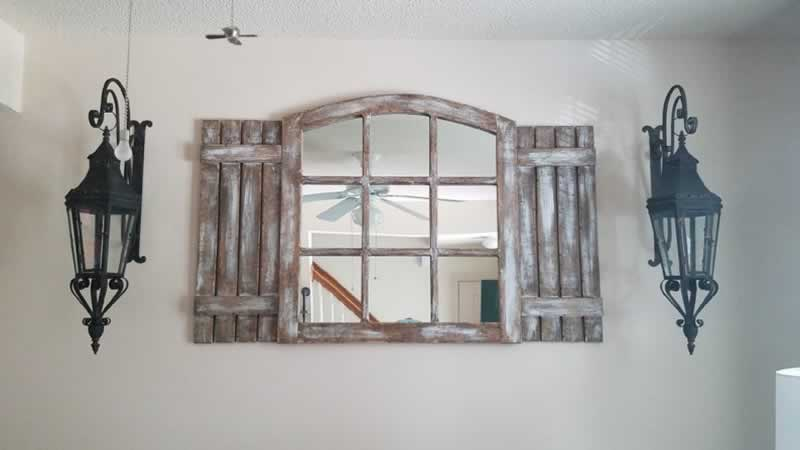 Latest Window Designs for Your Home - mirror window