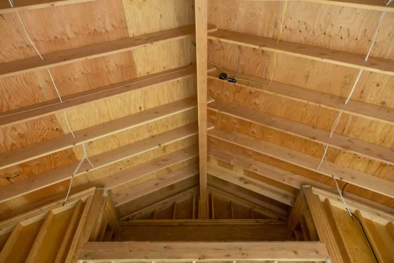 Pitched Roof Design For Your House - attic