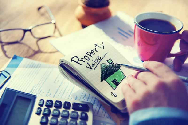 Purchase a Property below Market Value - calculating property value