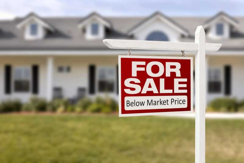 Purchase a Property below Market Value