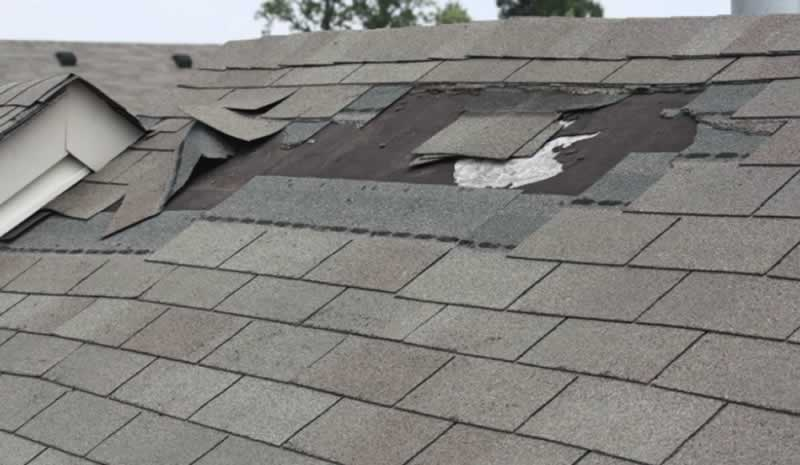 Roof Damage Repair Guide