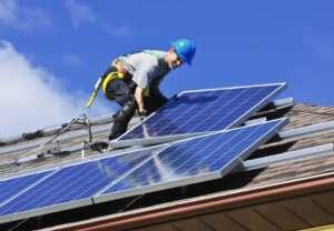 Shifting to Solar Electricity