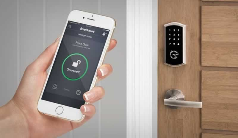 Tips for Improving Your Home Security - mobile lock