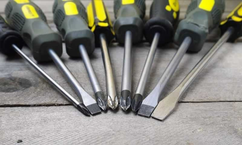 Types of Screwdrivers Every DIYer Should Have