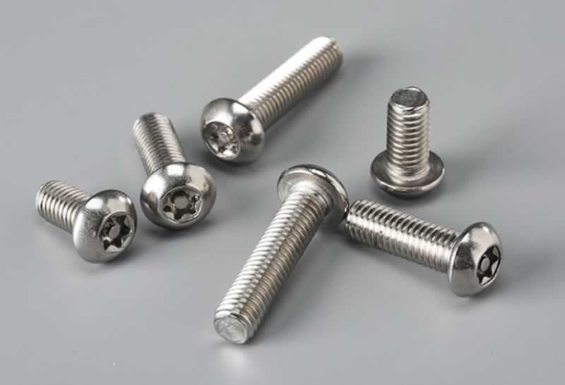 What Are Tamperproof Security Fasteners