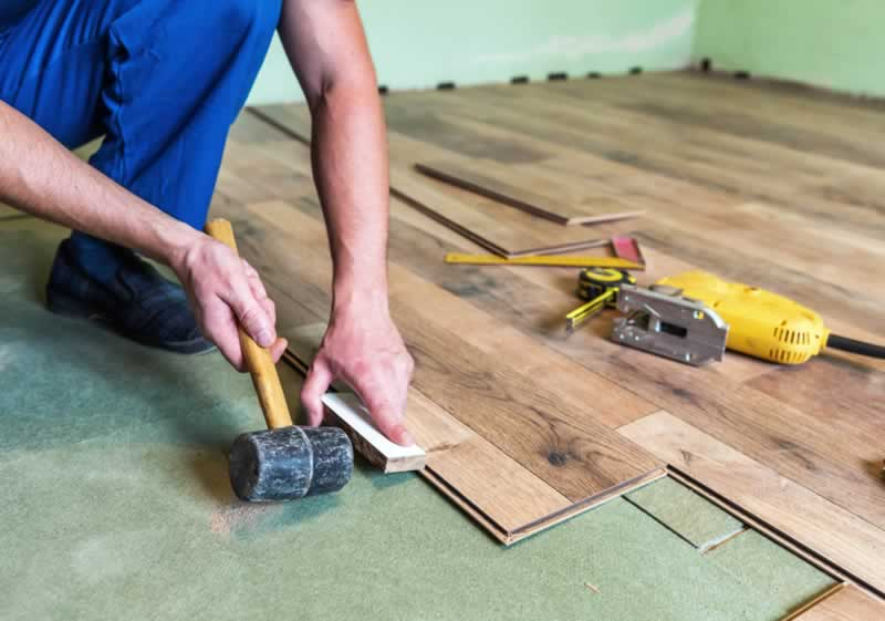 What should you do around the house this year - flooring