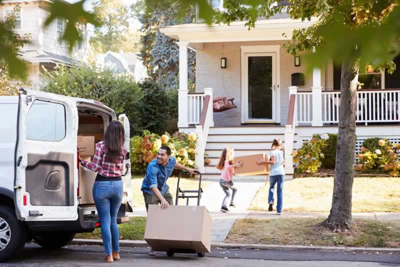 What to Do When Moving House