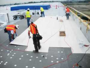 What to Expect from Commercial Roofers - roofers