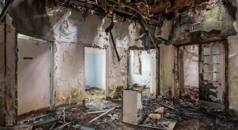 Why You Need To Call A Disaster Restoration Company - fire damage