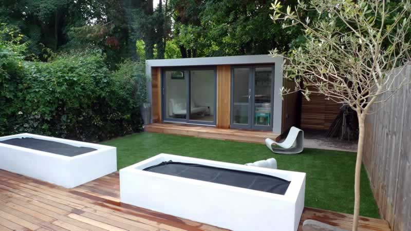 Why You Should Choose a Garden Office Pod - garden pod