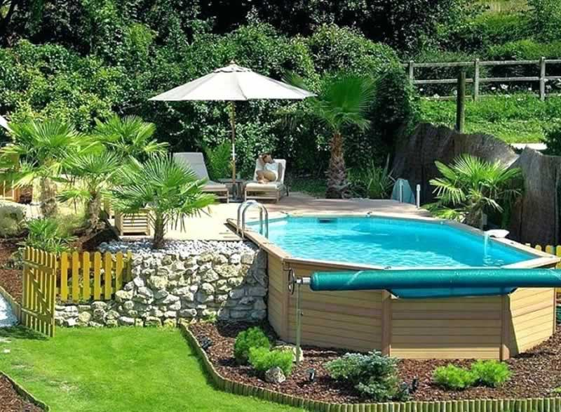 Why choose an above-ground pool