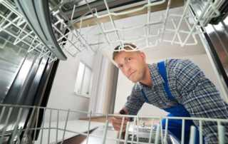 Why regular inspection of appliances is important - dishwasher