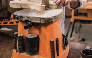 Why you should get an oscillating spindle sander - sanding