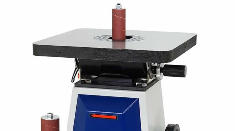 Why you should get an oscillating spindle sander