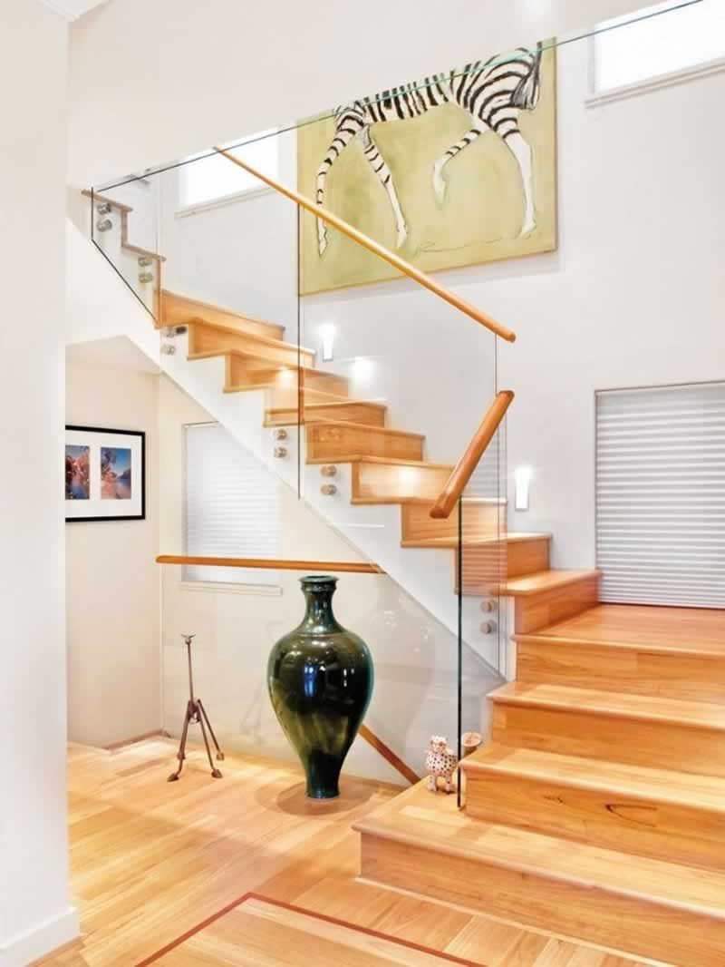 A Glass Balustrade Is a Great Addition To Any Home Or Office
