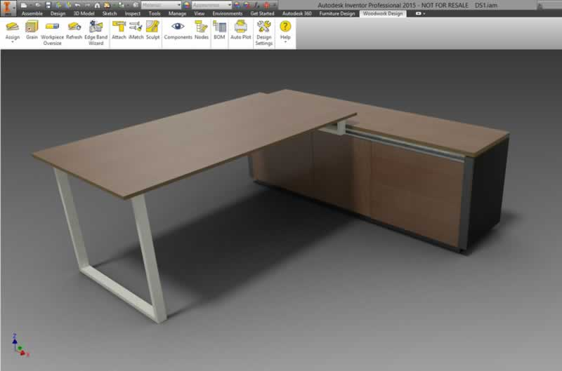 Best Software for Furniture Manufacturers - Autodesk