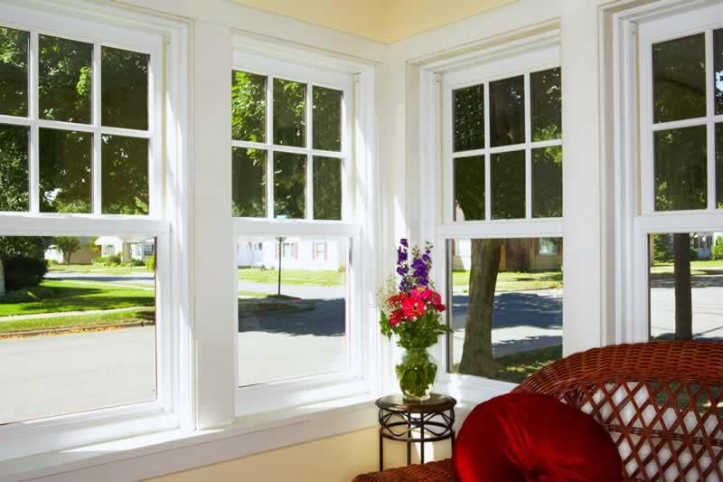 Clean Windows are Essential Part of Exterior Design - inside