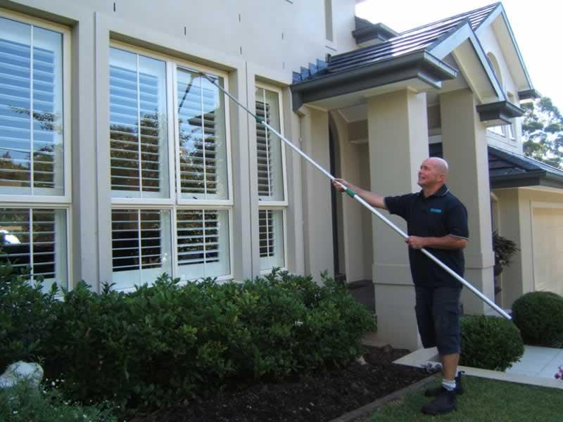 Clean Windows are Essential Part of Exterior Design