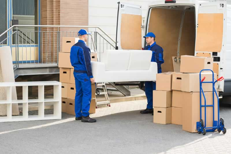 Hiring a removal company - movers