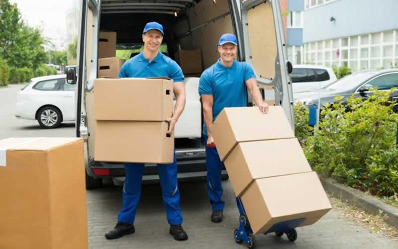 Hiring a removal company