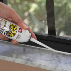 How to Cut Down on Your Electric Bills - sealing up windows