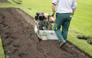 How to Till a Garden for the First Time - tilling