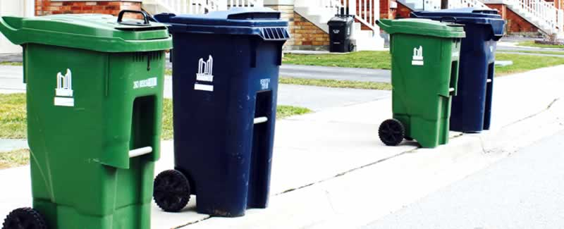How to cut down on your household waste - recycling