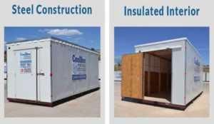 Rent a Storage Pod