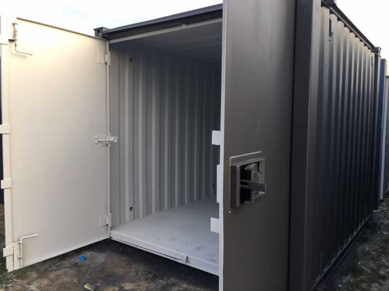 Rent storage container