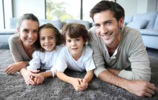 Selecting the Right Kid-Friendly Carpet for Your Home - family