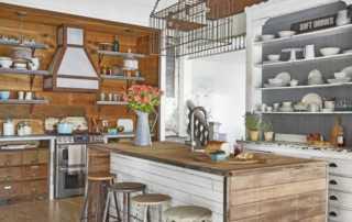 Ways to Transform Your Kitchen - vintage kitchen