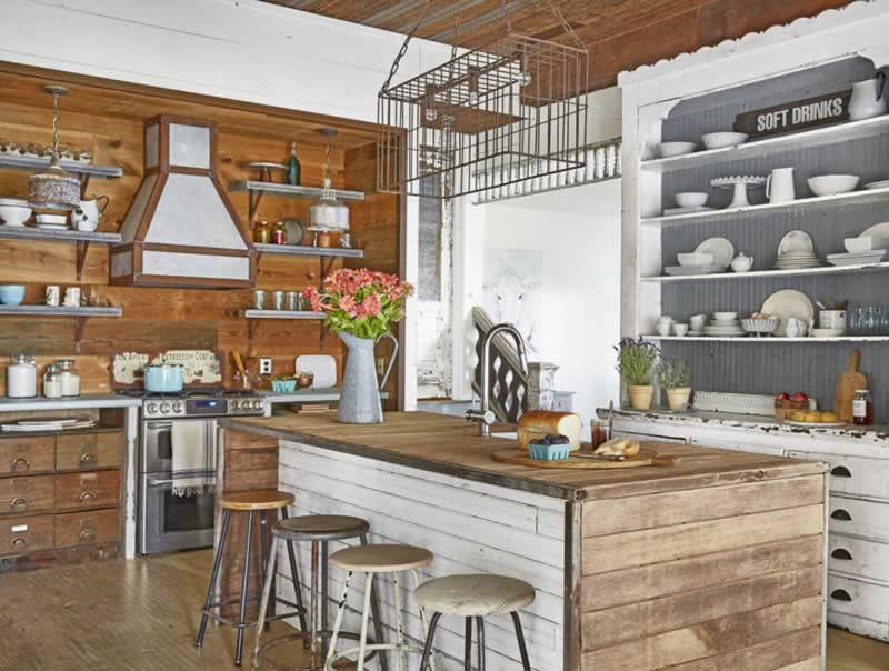 Ways to Transform Your Kitchen - vintage kitchen