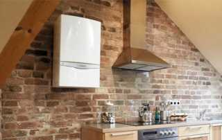 Why You Should Have Boiler Cover - boiler cover in the kitchen