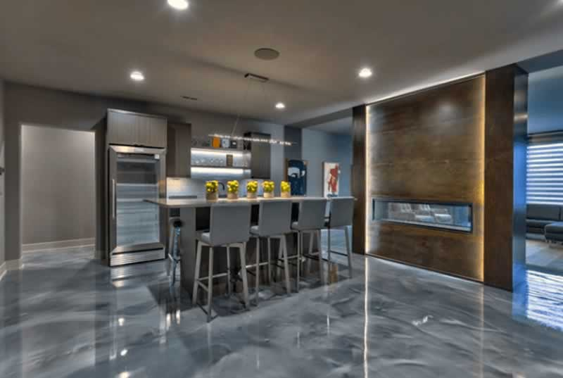 5 Reasons to Choose Concrete Floors - polished concrete