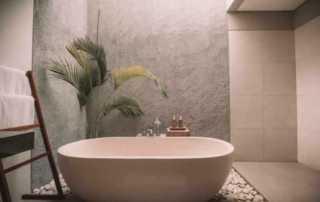 Add a Touch of Luxury to Your Bathroom - bathtub