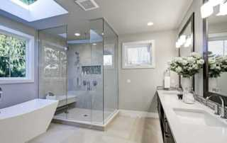 Benefits of remodeling your bathroom - simple design