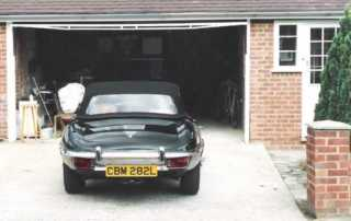 Building Your First Project Car - classic car restored