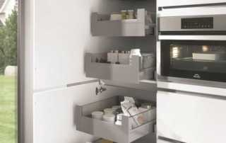 Clever Ways To Organize Your Tiny Kitchen - drawers