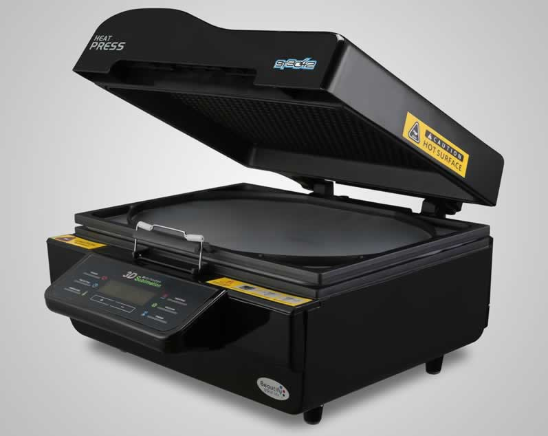 Heat Press Machine Printing Artwork - heat press machine
