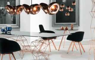 How To Incorporate Metallic Accents In Any Room