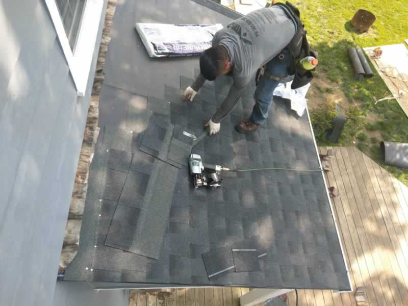 How to Get a New Roof Paid for by Insurance - shingles
