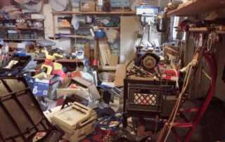How to Organize a Messy Basement