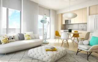 How to maximize lighting at home - living room
